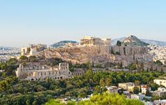 Sommer i GrækenlandBook nu og flyv på sommerferie i Grækenland sammen med Aegean Airlines.