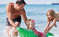 SommerferierSommerferie i Frankrig, Italien, Spanien eller et helt fjerde sted.