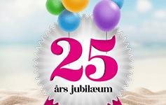 DTF travel fylder 25Nedtællingen til årets store jubilæumsfest er i gang...