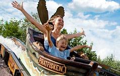 Djurs SommerlandEr du klar til fart, spænding og sjov for hele familien? Oplev Skandinaviens største sommerland med mere...