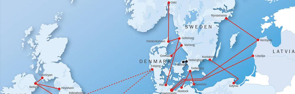 sejl til norge